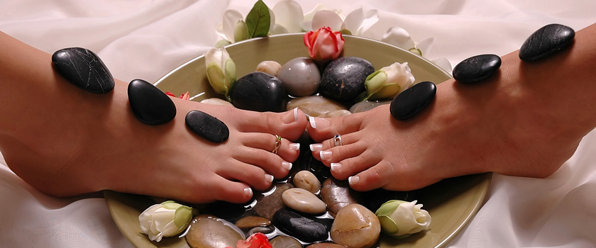 French Spa Pedicure