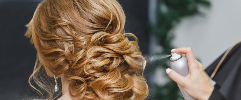 Bridesmaid Partial Upstyle