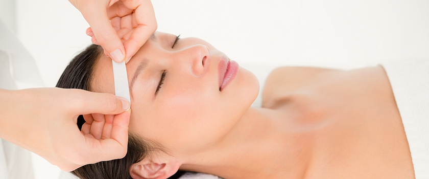 Brow Organic Hair Removal