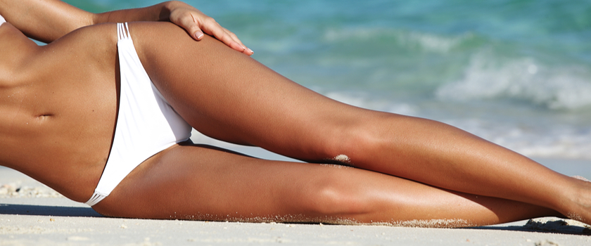 Leg – Organic Hair Removal - Full